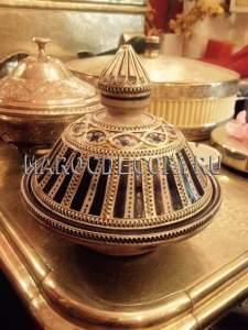 Марокканская конфетница арт.KR-25