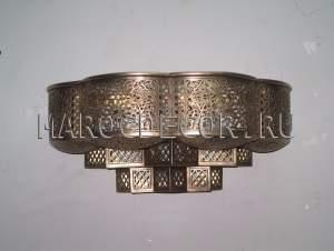 Марокканский светильник арт.110