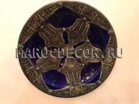 Марокканская тарелка арт.AS-59