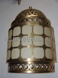Светильник для хамама в марокканском стиле арт.81