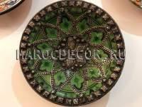 Марокканская тарелка арт.AS-53
