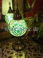 Восточная мозаичная лампа арт.TM-015TА-10