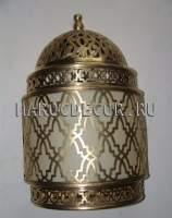 Светильник для хамама в марокканском стиле арт.MAROC-80