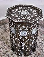 Столик в восточном стиле с перламутром арт.TB-99