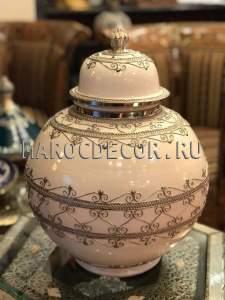 Марокканская ваза арт.VR-29, ручная работа