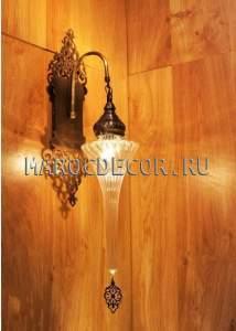 Настенный светильник бра в восточном стиле арт.WY-309L