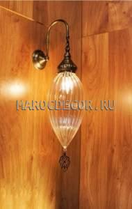 Светильник в восточном стиле