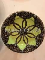 Марокканская тарелка арт.AS-49