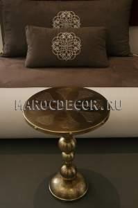 Дизайнерский столик в марокканском стиле арт.ТМ-21