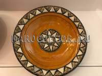 Марокканская тарелка арт.AS-55