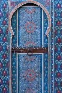 Марокканская дверь арт.MD-28