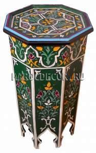 Столик в марокканском стиле арт.TВ-100, ручная работа