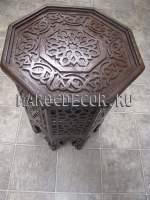 Марокканский резной столик арт.Tb-103