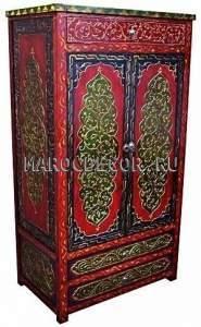 Шкаф-гардероб в восточном стиле арт.PLC-08