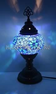 Восточная мозаичная лампа арт.ТМ-S-012/1б вариант плафона.