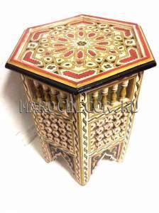 Столик в марокканском стиле арт.ТВ-102-1
