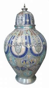 Марокканская ваза арт.VR-46