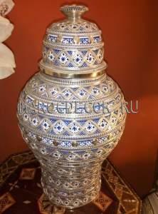 Марокканская ваза арт.VR-41