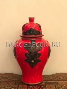 Марокканская ваза арт.VR-35