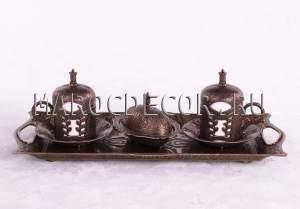 Восточный набор для кофе арт.COF-2/2