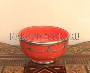 Пиала в марокканском стиле арт.BL-16