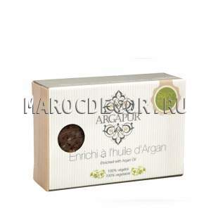 Марокканское мыло на основе арганового масла арт.AR-10, в наличии