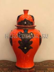 Марокканская ваза арт.VR-36