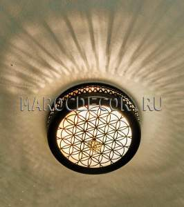 Восточный светильник для хамама арт.WY-384-30, все для хамама