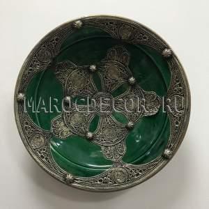 Декоративная тарелка марокканская арт. AS -75