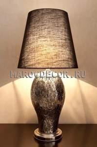Настольная-напольная марокканская лампа арт.Lamp-88