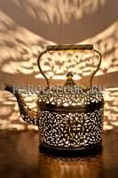 Настольная лампа из Марокко арт.Lamp-89