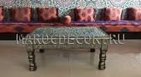 Марокканский прямоугольный столик арт.TB-105