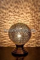 Восточная марокканская лампа арт.Lamp-86