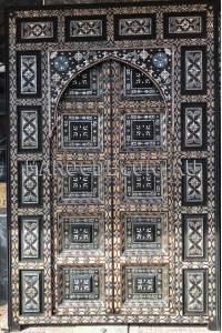 Дверь в марокканском стиле арт. MD-39