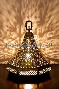 Марокканская настольная лампа арт.Lamp-84