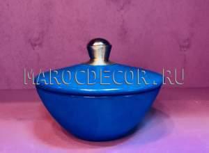 Шкатулка в марокканском стиле арт.TDL-25, ручная работа