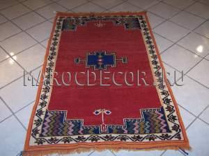 Марокканский шерстяной ковер арт.ВR-22, ручная работа