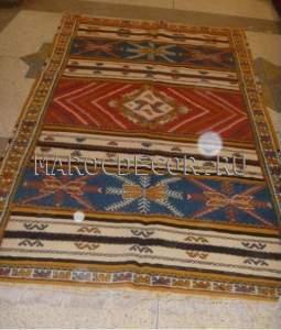 Марокканский шерстяной ковер арт.ВR-30, ручная работа, Марокдекор