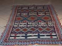 Марокканский шерстяной ковер арт.ВR-17, ручная работа