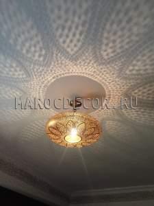 Марокканский подвесной светильник арт.Lant-93, Марокко
