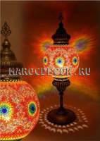 Мозаичная лампа в восточном стиле арт.FM-035