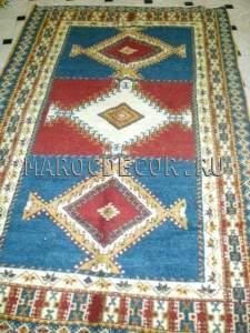 Марокканский шерстяной ковер арт.ВR-28
