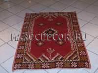 Марокканский шерстяной ковер арт.ВR-21, ручная работа