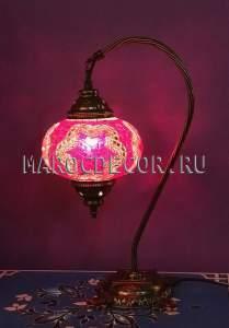 Восточная мозаичная лампа арт.ТМ-015L/2т