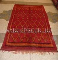 Марокканский шерстяной ковер арт.ВR-31, ручная работа