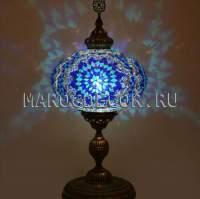 Восточная мозаичная лампа арт. KM-23/s