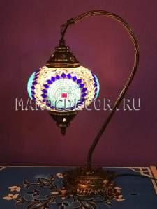Восточная мозаичная лампа арт.ТМ-015L/2в