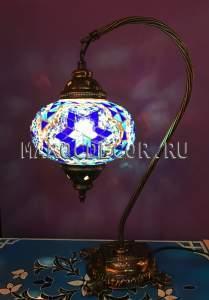 Восточная мозаичная лампа арт.ТМ-015L/2е