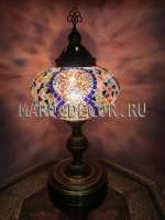 Турецкая мозаичная лампа арт.FM-022/1