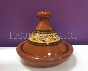 Марокканский тажин для приготовления пищи арт.TJ-29